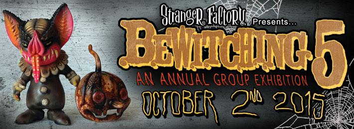 Bewitching 5 slide