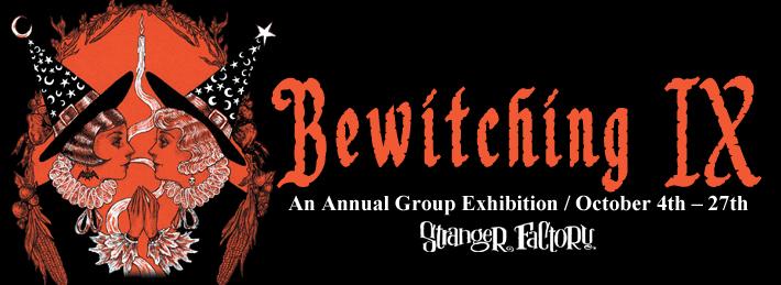 Bewitching IX 2019 SLIDE