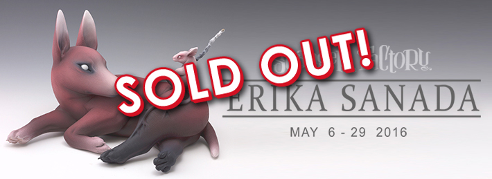 Erica Sanada sold out Slide