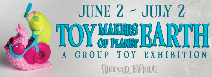 Toy Makers of Earth Slide