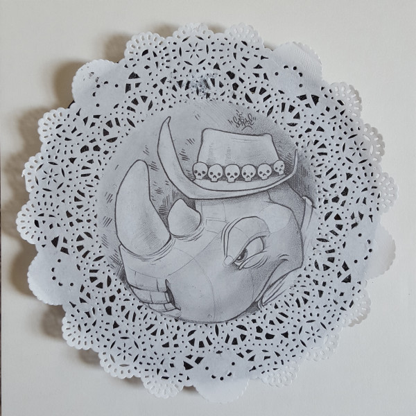 Dirty Doily 1