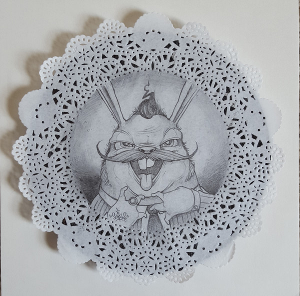 Dirty Doily 2