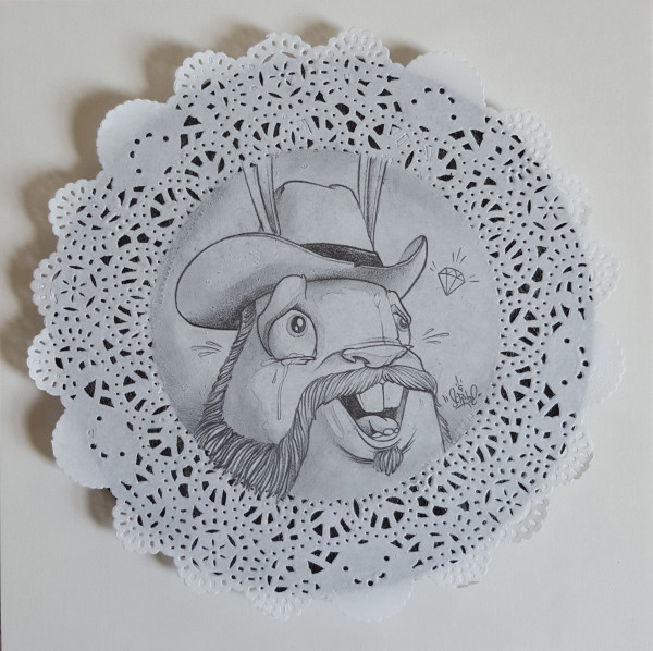 Dirty Doily 3
