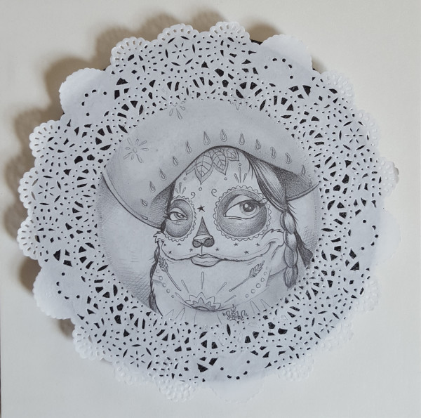 Dirty Doily 4