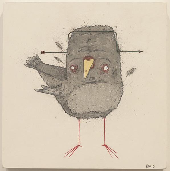 Hey Bird, Hey!