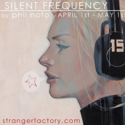 Phil Noto Silent Frequency