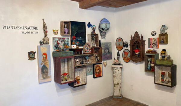 Stranger Factory Gallery Brandt Peters